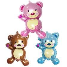teddy balloons online get cheap mini teddy foil balloons aliexpress