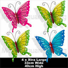 butterfly garden ornaments ebay