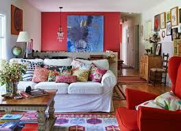 red color schemes for living rooms apartments cream living room conventional and red rooms ideas