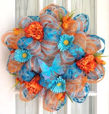 deco mesh ideas how to make deco mesh wreaths