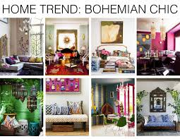 bohemian style interiors home design ideas and pictures