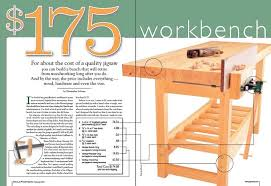 Popular Woodworking Roubo Bench Plans by Popular Workbench Magazine U0027 Popular Woodworking Magazine