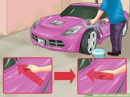 how to wet sand a clear coat 14 steps with pictures wikihow