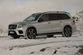 mercedes jeep 2016 matte black 2017 mercedes benz gls review