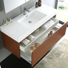 makeup vanity with sink small modern vanity bathroom farmhouse tutorial decor and the dog