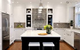Modern Kitchen Designs That Use Unconventional Geometr Graphic - Apartment kitchen design
