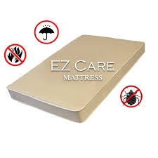ez care mattress waterproof bed bug proof fireproof anti static