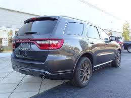 jeep durango 2018 new 2018 dodge durango r t sport utility in richmond c184405
