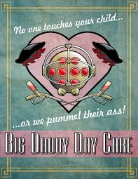 Big Daddy Meme - big daddy day care bioshock know your meme