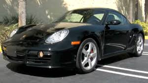 porsche cayman black 2008 porsche cayman s black a2461 youtube