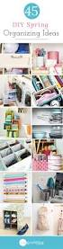 45 simple creative diy spring organizing ideas one good thing