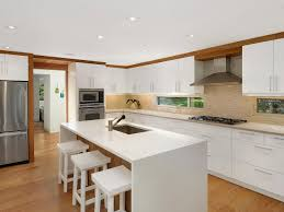 modern kitchen island design creditrestore us full size of kitchen kitchen island waterfall countertop design eisner design alewive house kitchen whie
