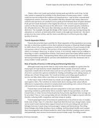 chapter 4 quality of service concepts transit capacity and