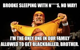 Racist Meme - a hulk hogan racist meme imgur