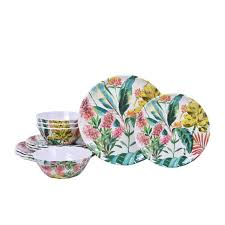 palm tree dinnerware sets affordable classic fjord