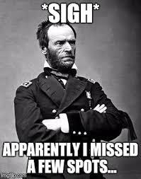 Sherman Meme - general sherman meme generator imgflip