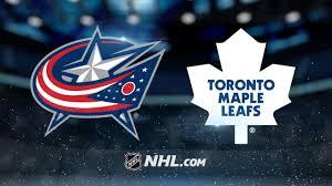 La Kings Flag Dubinsky Leads Blue Jackets In Win Over Maple Leafs Youtube