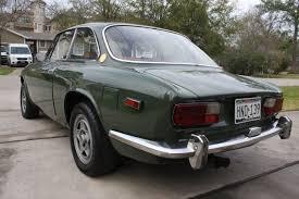 alfa romeo classic gtv 1969 alfa romeo gtv classic italian cars for sale
