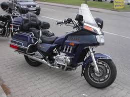 honda gold wing brief about model