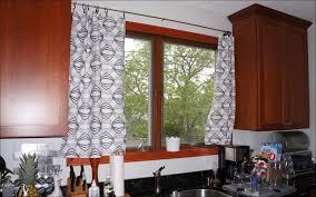 Trendy Kitchen Curtains by Kitchen Beautiful Kitchen Curtains Ideas Modern Kitchen Curtains