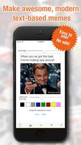 Best Meme Making App - meta meme meme maker for photo video gif memes free iphone