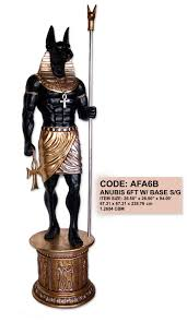 Ancient Egyptian Home Decor Egyptian Anubis Statue Life Size