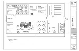 nano brewery floor plan craftusiness plan sle plans restaurant nanorrewery arts and