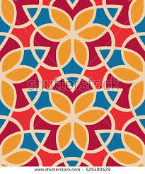 oriental design seamless pattern morrocan ornament floral textile stock vector 2018
