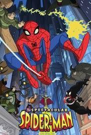 spectacular spider man tv series 2008 u20132009 imdb