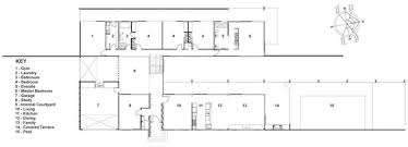 u shaped house plans with courtyard more intimacy