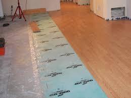 underlayment for laminate flooring concrete