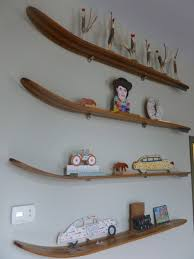 howard finster and minnie adkins folk art displayed on repurposed