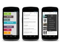 Revista Gadgets Las Mejores Aplicaciones Las Mejores Apps Android Para Guardar Informacion Y Leer Mas Tarde