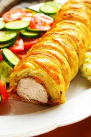 cuisiner un filet mignon de porc recette filet mignon de porc en croûte aux légumes du soleil