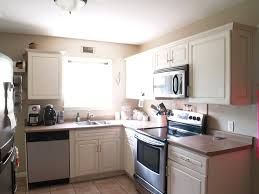 can i use chalk paint on laminate kitchen cabinets chalk paint counter top q a and tour