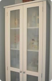 Kitchen Cabinet Glass Door by Faux Frosted Glass Tutorial Frosted Glass Paper Design And