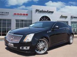 cadillac 2011 cts coupe used cadillac cts coupe for sale in amarillo tx edmunds