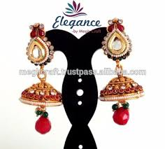 earring online 2015 jhumka earrings wholesale south indian gold plated