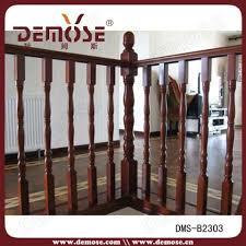 Balcony Banister Indoor Balcony Railing Wood A More Decor
