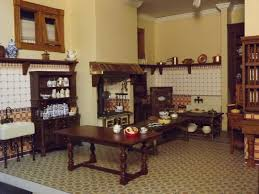 Kitchen Dollhouse Furniture 16 Remarkably Miniature Kitchen That Everyone Would Like To Have