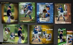 12 topps baseball card template photoshop psd images topps