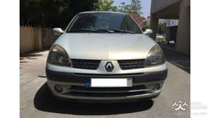 renault clio 2002 sedan 1 4l petrol manual for sale larnaca