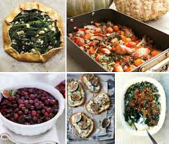 modern thanksgiving menu 15 refreshing recipes webecoist