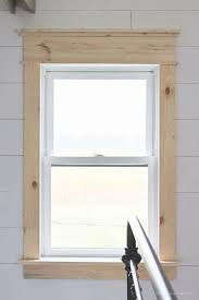 best 25 farmhouse trim ideas on pinterest window casing