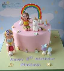 fairy themed cake decorations best 25 fairy birthday cake ideas on