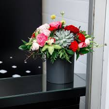 floral arrangement summer floral arrangement 6 in kingwood tx va