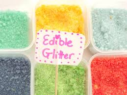 Where To Buy Edible Glitter Home Made Edible Glitter Get Crafty