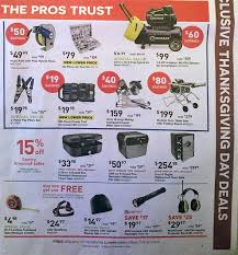 black friday sales at lowes and home depot lowes black friday 2015 tool deals