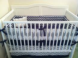 Baby Boy Chevron Crib Bedding Baby Crib Bedding Sets Nursery Bedroom Sets Crib