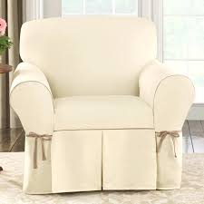 Sure Fit Dual Reclining Sofa Slipcover by Recliner Furniture Slipcover Sofa Recliner Slipcovers Chic Full